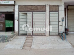 Double Storey Beautiful Commercial Building Flat Available For Rent At Ayub Park Okara