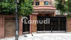 10 Marla Semi Commercial House For Sale In Muslim Town Lahore