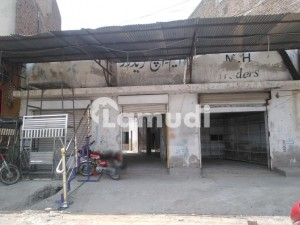 13 Marla Commercial Shop For Sale Manzoor Colony Main Road Near General Bus Stand
