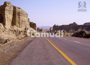 500 Square Yard Residential Plot  In Phase 2 Corner The Heart Of Gwadar New Town