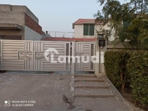1 Kanal House For Sale In Nishat Block At Chinar Bagh