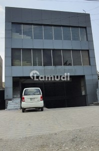 14000 Sq Ft Commercial Plaza For Rent In Johar Town Lahore