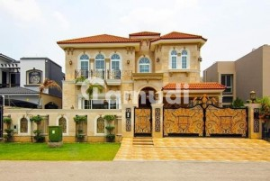 Spanish Design Beautiful House Is Available For Sale In DHA Lahore