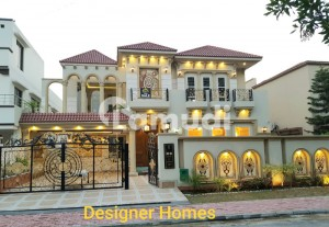 1 Kanal Spanish Brand New House For Sale In Overseas A