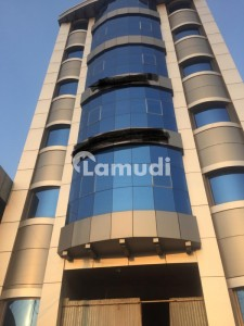 7 Marla Plaza Structure For Sale Islamabad Highway Service Road