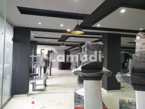 Commercial Rented Shop Is Available For Sale
