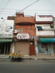 2.5 Marla Commercial Flat Available For Rent