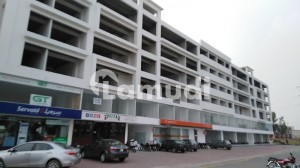 Ground Floor Shop Is Available For Rent In Broadway Heights Bahria Orchard Lahore