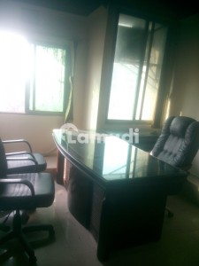 Fully Furnished Office Available In Barkat Market Garden Town