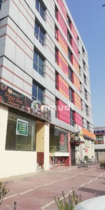Office Available In Barkat Market At Best Location