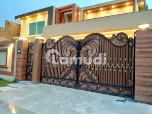 Modern And Luxury 1 Kanal Brand New House For Sale Covered Area