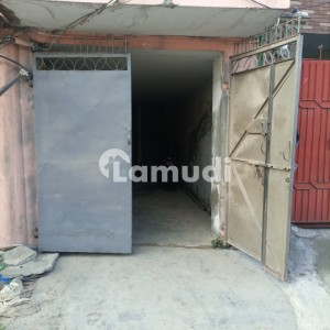 8 Marla Commercial House For Sale On Main Road (65,000 Is The Income Of This House Every Month)