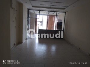 Semi Furnished Office Available For Rent At Al Hafeez Heights Gulberg