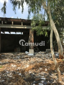 30 Marla Factory For Sale In Gul Afshan Society Near To Riwind Road Lahore