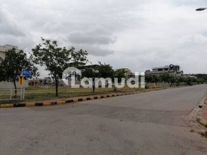 Bahria Enclave C1 8 Marla Commercial Plot Ready For Construction For Sale At Reasonable Price