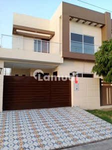 7  Marla Brand New House In Buch Villas For Sale