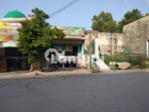 Main Boulevard Commercial Plot Is Available For Sale