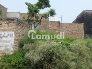 10 Marla Plot Is Available For Sale  In  Mohallah Tankikhan Street Haripur 