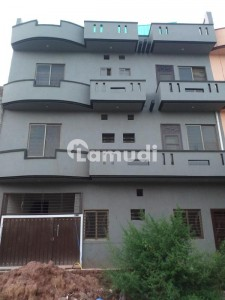 4 Storey House With 4 Marla Street Free