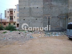 84 Square Yards Residential Plot For Sale In Sector 31- G Allah Wala Town Korangi Karachi