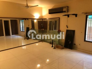 2000 Sq Yards  Commercial Bungalow Near Shara E Faisal With Huge Car Parking Area With