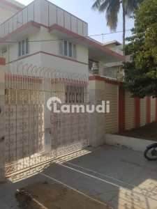 Ground 1 600 Yards Banglow Available For Sale Old Constructed But Well Maintained This Is A Chance Deal Available In Very Low Price According To Market