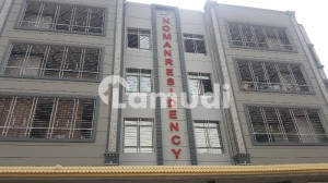 750  Square Feet Flat In Jamshed Town Best Option Noman Residency
