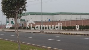 2 Lac Sq Ft Warehouse Is Available On Rent For Big Storage At Industrial Zone Fiedmc On Canal Express Way Faisalabad