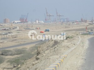 1000 Square Yard Commercial Plot No  For Sale In Commercial Zone The Heart Of Gwadar New Town