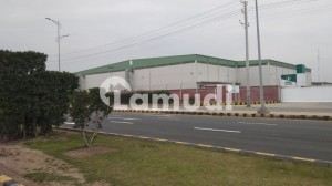 20000 To 25000 Sq Ft Warehouse Land On Rent For Big Storage At Industrial Zone Fiedmc On Canal Express Way Faisalabad