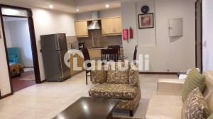 Two Bedroom Apartment 1430 Sq Ft Furnished For Rent In Silver Oaks Apartments F 10 Islamabad