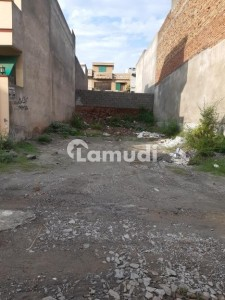 5  Marla   Plot For Sale At Ideal  Location  Airport Society  Sector  4