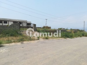 A Rare Opportunity To Buy 6 Kanal Plot In Scenic  Hot Location Of F3 Mirpur City