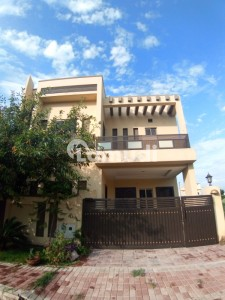 9 Marla Park Face House For Sale In Sector N Bahria Enclave Islamabad Well Built Scenic Solid Land