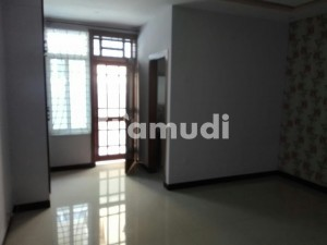 Well Built Apartment Available At Good Location