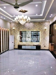 Modern Brand New Bungalow For Sale In Sector C  Bahria Town  Tulip Block