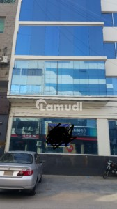 Building Available In Small Shahbaz Commerical Phase 6 Dha Karachi