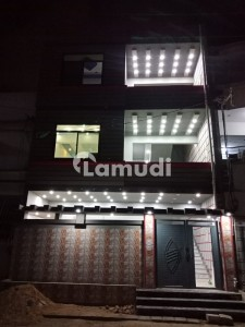 Ground2 House For Sale In Sector 9 North Karachi In 1 Crore 95 Lacs