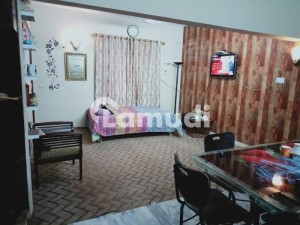 Flat In Saima Park View Neat&ckean 3 Bed Rooms With Attached Bath Drawing Lounge