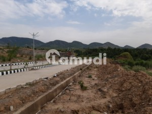 5 Marla Plot In Hassan Abdal For Sale