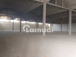 30000 Sq Ware House Available For Rent In Tarnol Islamabad