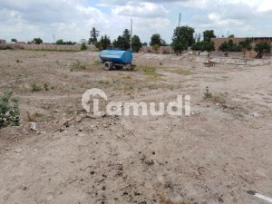 4.5 Marla Commercial Plot For Sale
