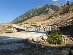6 Kanal Plot For Sale On Chilas Road