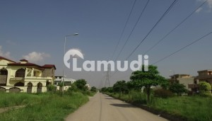60x90 Sq Ft Plot In G-15/1 Sector Islamabad