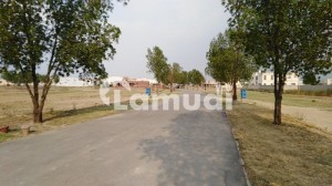 1 Kanal Plot Excellent Location Ready For Construction