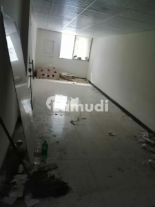 11x25 Office On Mezzanine Floor At Fazl E Haq Road Blue Area Rented