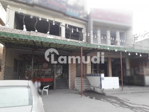 Running Condition Restaurant For Rent