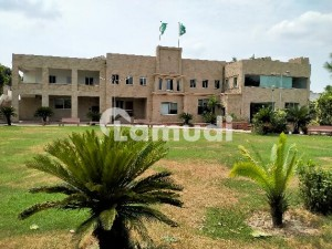 10 Kanal Commercial Use House For Rent In Gulberg  Garden Town Lahore
