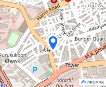 Affordable Flat For Rent In Saddar Town