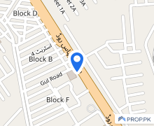540 Square Feet Shop For Sale In Beautiful Rashid Minhas Road